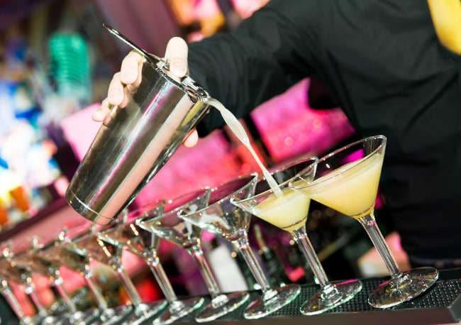 Cocktail mix kurs Hamburg