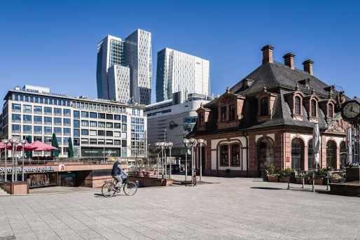 Sehenswertes Frankfurt
