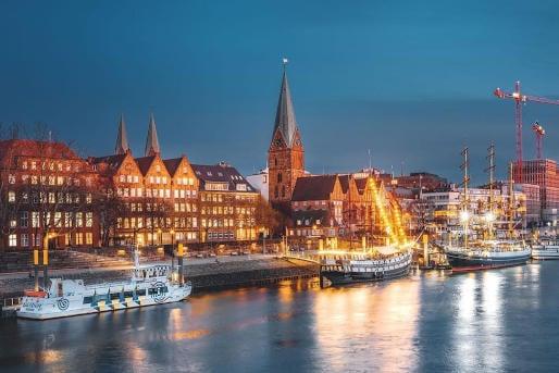 Bremen Schlachte JGA