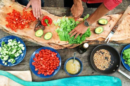 Kochkurs kochen dresden Junggesellenabschied Ideen