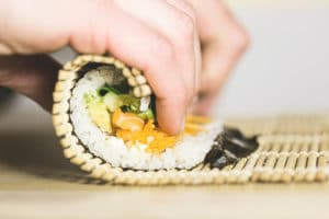Sushi Kochkurs JGA Nürnberg